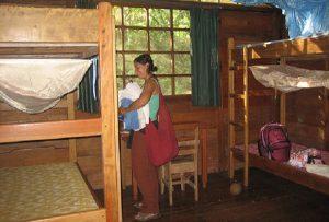 Freiwilligenarbeit Ecuador Unterkunft Projekt