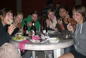 Sprachreise Peru Bbq