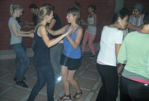 Sprachreise Peru Tanzkurs