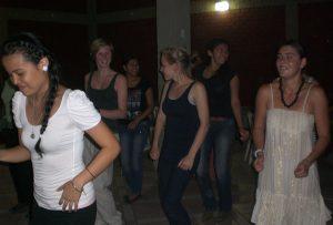 Sprachreise Peru Tanzkurs Salsa