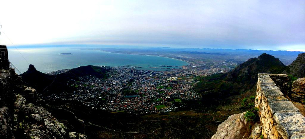 Erfahrungsbericht Südafrika Kapstadt Ausblick