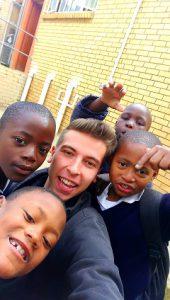 Freiwilligenarbeit mit Kindern Südafrika