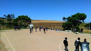 Freiwilligenarbeit Schule Südafrika Sportunterricht