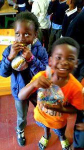 Kinderprojekt Südafrika