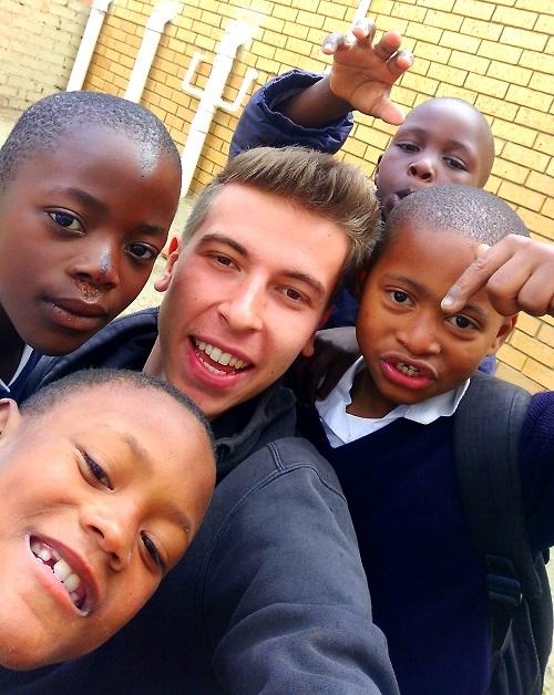 Erfahrungsbereicht Freiwilligenarbeit Südafrika