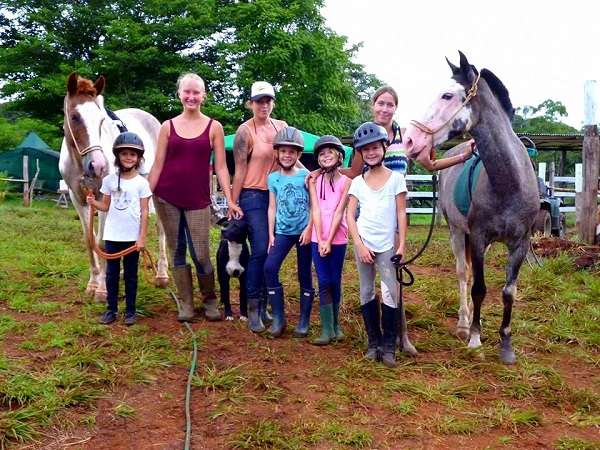 Farm Costa Rica Freiwilligenarbeit
