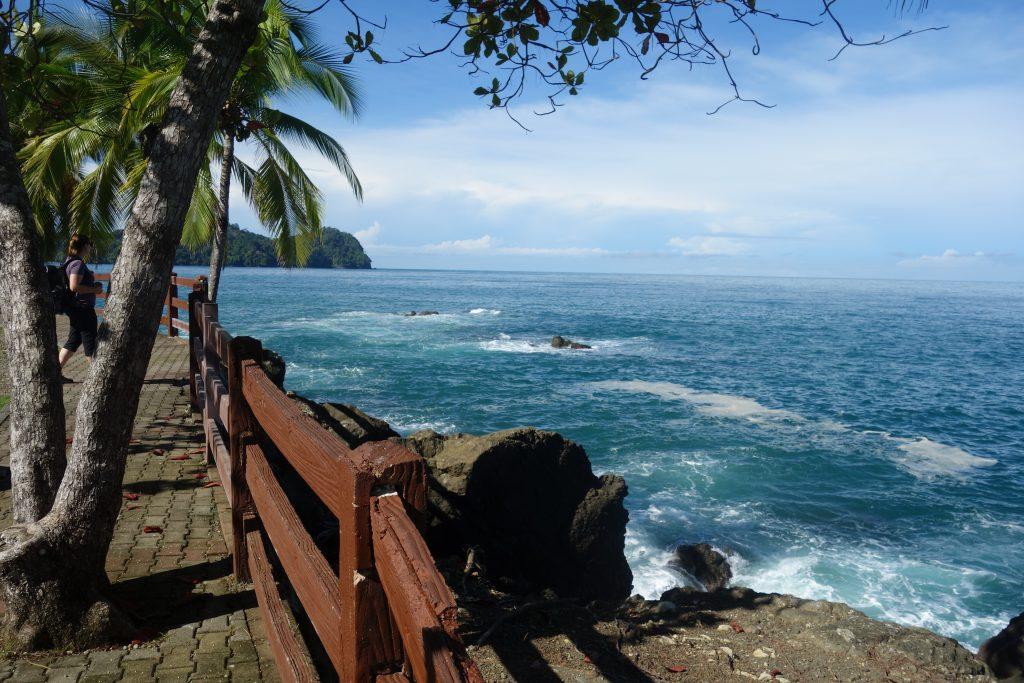 Aussicht Costa Rica Meer