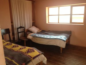 Reitpraktikum Peru Unterkunft
