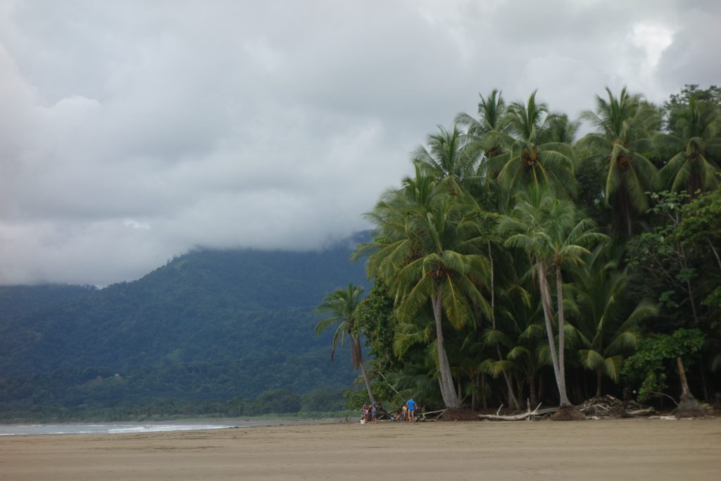 Strand beach Costa Rica