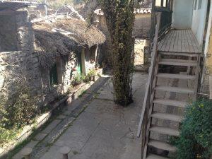 Reitpraktikum Peru wohnen