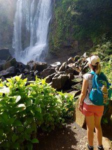 Wasserfall Costa Rica Reisen