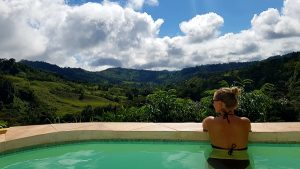 Blick Hotel Praktikum Costa Rica