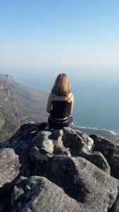 Ausblick Kapstadt Südafrika