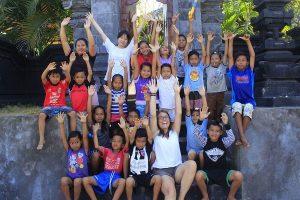 Pädagoik Praktikum Bali Kinder Erfahrungsbericht Janin
