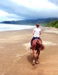 Erfahrungsbericht Costa Rica Auslandsaufenthalt Pferde