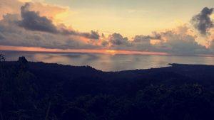 Erfahrungsbericht Costa Rica Auslandsaufenthalt Sonnenuntergang