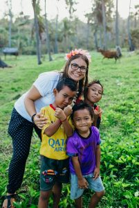Erfahrungsbericht Sozialarbeit mit Kindern Bali Indonesien