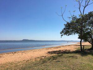 Paraguay beach hotelpraktikum