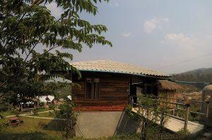 Unterkunft Elefantencamp Thailand