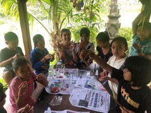 Bali Kinder Praktikum