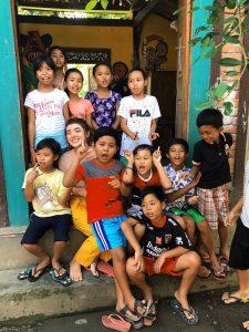 Erfahrungsbereicht Freiwillgienarbeit Bali