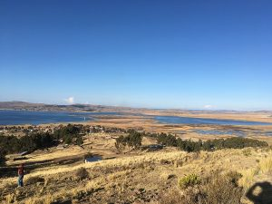 Landschaft Peru