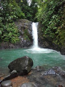 Wasserfall Tourismuspraktikum
