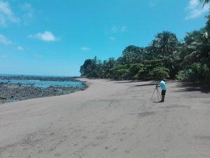 Strand Mittelamerika