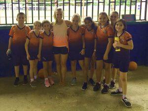 Sportunterricht Schulpraktikum Costa Rica