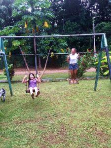 Gastfamilie in Costa Rica Spaß