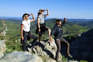 Praktikanten Griechenland Ausflug