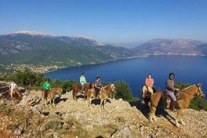 Praktikum Griechenland Pferde
