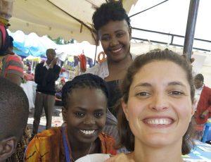 Frauen Tansania, Afrika Freiwilligenabreit Frauenhaus