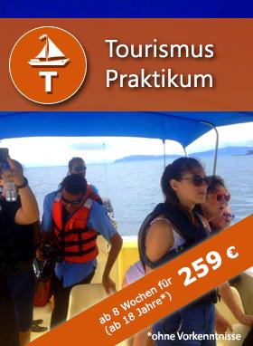 Tourismus Praktikum Costa Rica, Auslandspraktikum