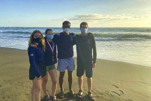 Freiwillige Meeresschildkrötenprojekt Costa Rica