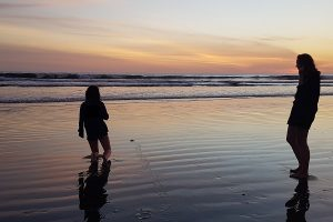 Sonnenuntergang Lateinamerika