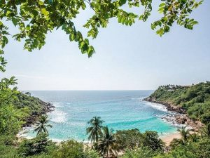 Puerto Escondido Mexiko Freiwilligenarbeit Meerblick