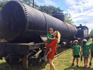 Ausflug Costa Rica Schulpraktikum